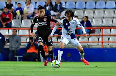 Pachuca gana y hunde a Xolos en la CopaMX