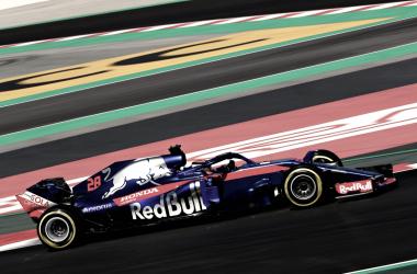"""Hartley: """"Soy muy optimista y positivo sobre la nueva relación que tiene Toro Rosso con Honda"""""""