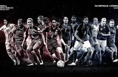 Es todo un orgullo contar con 5 jugadoras nominadas. | FOTO: FIFPro