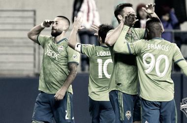 'The Deuce Dempsey'. / Foto: @SoundersFC