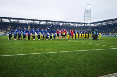 Serie A - Uragano Zapata: l'Atalanta schianta 5-0 il Frosinone