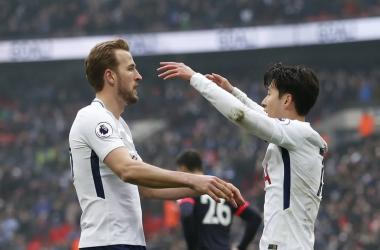 Premier League, al Tottenham basta Son: Huddersfield battuto 2-0