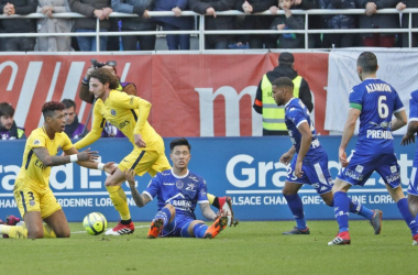 Ligue 1 del sabato: nessun problema per il PSG, sorridono Angers e Rennes