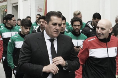 """José Ramón Sandoval: """"Tenemos que mostrarnos prudentes """""""