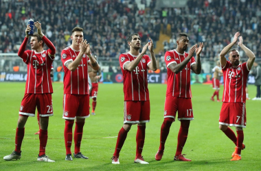 Bayern Monaco: in Germania leoni. In Europa?. Foto: Twitter FC Bayern Munchen
