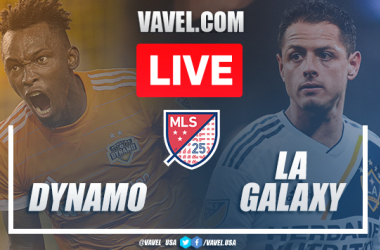 Goals and Highlights: Houston Dynamo 1-1 LA Galaxy in 2020 MLS