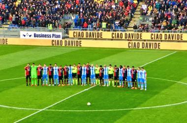 Cagliari beffato in extremis: la Lazio fa 2-2 grazie ad un guizzo del solito Ciro Immobile