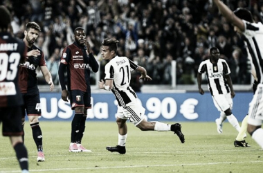 Juventus visita a Genoa