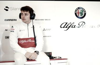 """Charles Leclerc: """"No me pongo presión"""""""