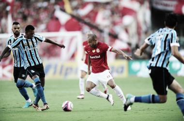 Gre-Nal 414 será neste domingo na Arena do Grêmio. Fonte: Internacional/Divulgação