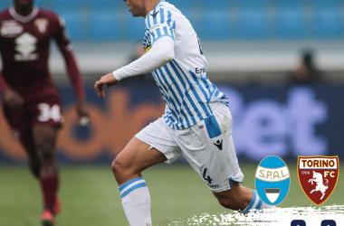 Serie A - Tra SPAL e Torino vince la noia: 0-0 al Mazza