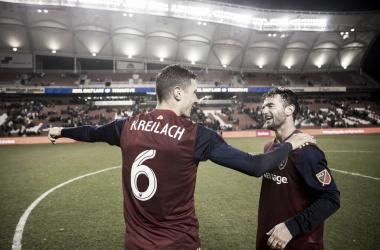 Rusnák y Rimando dan la victoria