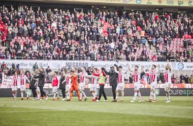 Bundesliga, si accende la volata salvezza: tre squadre per un posto | Twitter FC Koln