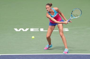 WTA - Indian Wells 2018, il programma femminile di mercoledì - BNP Paribas Twitter