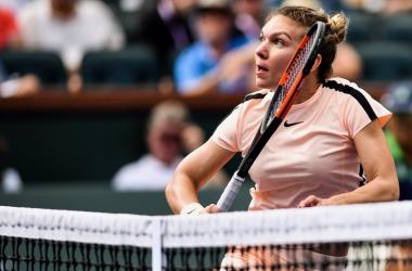 WTA - Indian Wells 2018, Halep al terzo, cade la Pliskova - Twitter BNP Paribas Open