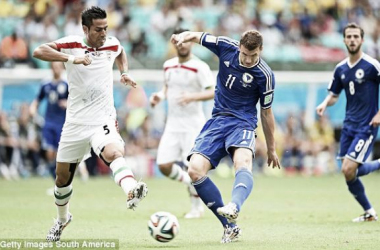 Iran 1-3 Bosnia and Herzegovina: Dragons show attacking strength in 3-1 win