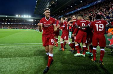 Source photo: profilo Twitter Liverpool FC
