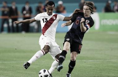 Foto: Divulgação/Seleção Peruana