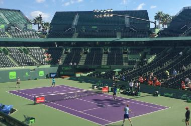 ATP Miami - Zverev di forza su Medvedev