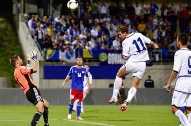 Preview: Bosnia and Herzegovina v Liechtenstein