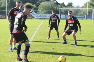 Napoli-Torino: Ancelotti vuole i tre punti, Mazzarri sogna lo sgambetto alla sua ex squadra