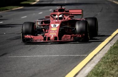 Sebastian Vettel gana con gran actuación de los españoles
