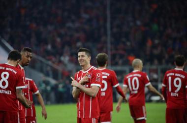 Fonte: Twitter Bayern Monaco