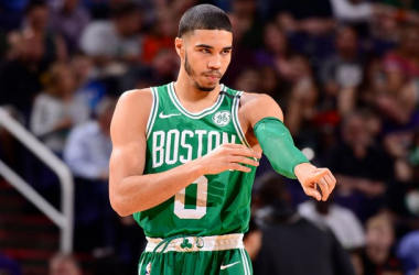 Fonte: Boston Celtics Twitter
