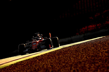 Formula 1- Vettel completa l'opera. Suo miglior tempo del pomeriggio
