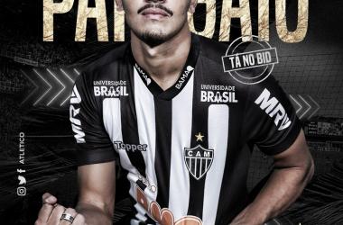 (Foto: Twitter do Atlético-MG)