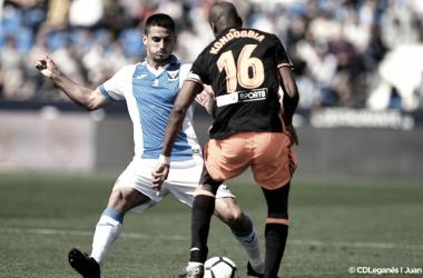 CD Leganés - Valencia CF: puntuaciones Valencia; jornada 30 La Liga 2018