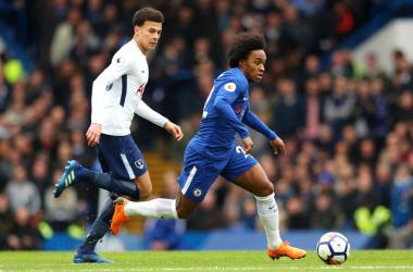 Premier League - Il Chelsea si scioglie, l'uragano Alli porta tre punti a Tottenham (1-3)