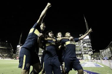Otra definición agónica del Xeneize | Foto: Prensa Boca Juniors
