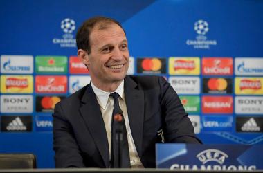 Juventus Allegri Real Madrid Champions League | Twitter Juventus