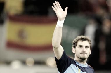 Iker Casillas cumple 1000: instagram