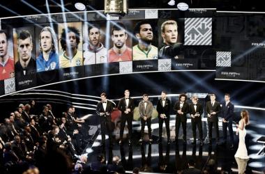 Equipa do ano contou só com 7 jogadores (Foto: barcablaugranes.com)
