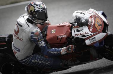 Jack Miller con su GP19./Foto:motogp.com