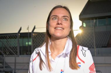 Eva Wiggelendam, Repsol Honda Tea. | FOTO: MotoGP