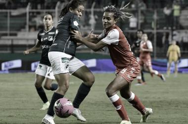 Puntuaciones en Santa Fe tras el partido de vuelta de la final femenina ante el Cali