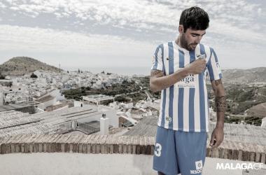 Imagen oficial de la portada de la campaña / Fuente: Málaga CF