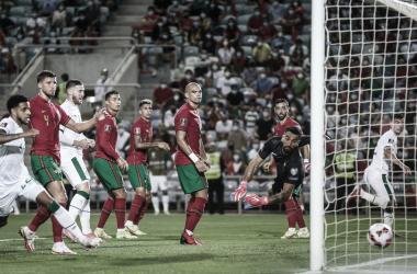 Portugal 2-1 Irlanda: Cristiano Ronaldo, el héroe agónico por partida doble