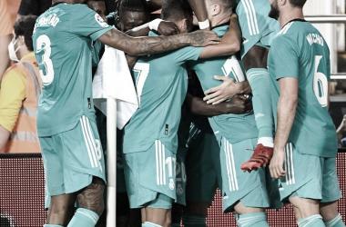 Real Madrid vs Mallorca EN VIVO y en directo online en LaLiga Santander 2021