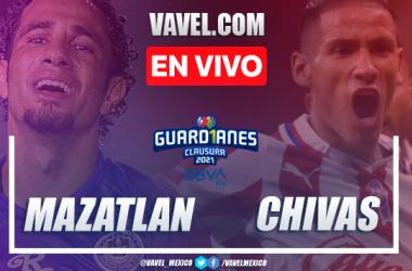 Resumen y goles: Mazatlán 1-1 Chivas en Jornada 10 de Liga MX Guard1anes 2021