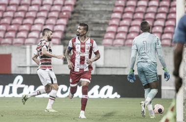 Tiago Caldas/Náutico