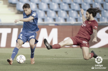 Getafe vs Osasuna / Foto: LaLiga Santander