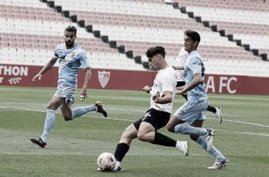 Foto: Cantera Sevilla FC en Twitter