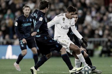 """Varane: """"He visto a Bale concentrado en el partido"""""""