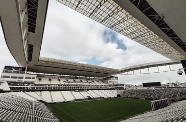 Gols e melhores momentos Corinthians x Peñarolpela Sul-Americana(0-2)