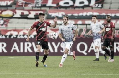 Gol e melhores momentos Athletico 1 x 0 Metropolitanos pela Sul-Americana 2021