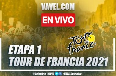 Resumen etapa 1Tour de Francia 2021: Brest - Landerneau